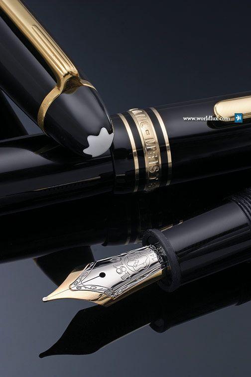 モンブランの万年筆を選ぶときのキホンをお教えします。