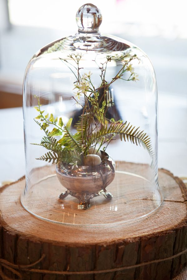 Wedding Terrarium Centerpiece
