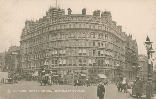 grand hotel trafalgar square - Google Search