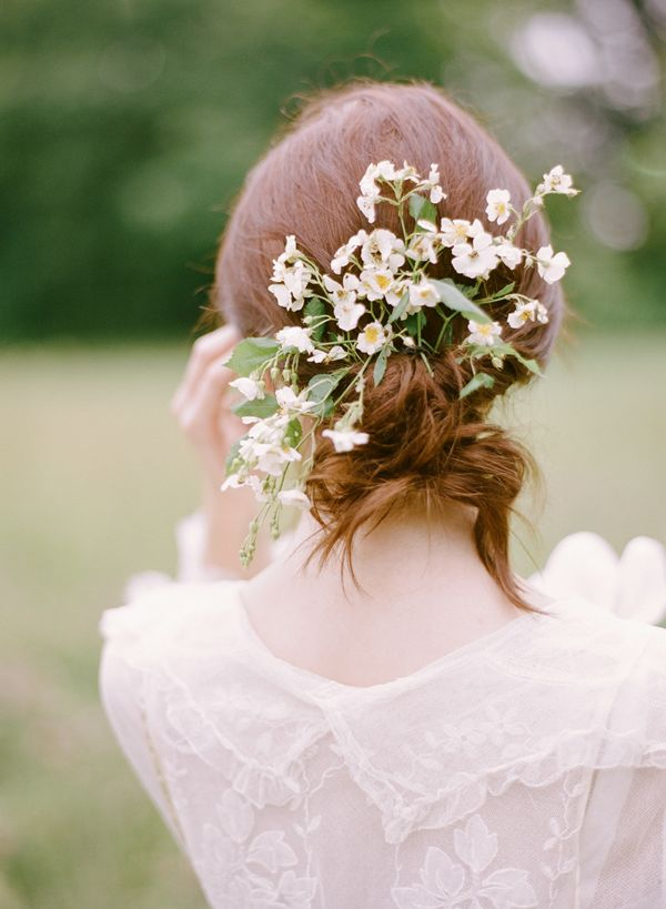 Delicate Wildflower Wedding Ideas