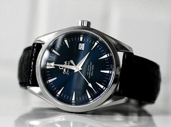 オメガの腕時計「シーマスター アクアテラ」の魅力を徹底解説!愛されている理由とは?