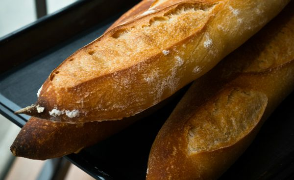 Eric Kayser, the master baker and founder of Maison Kayser boulangeries, teaches us a French classic