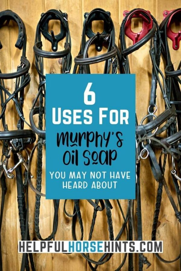 Murphy's Oil…