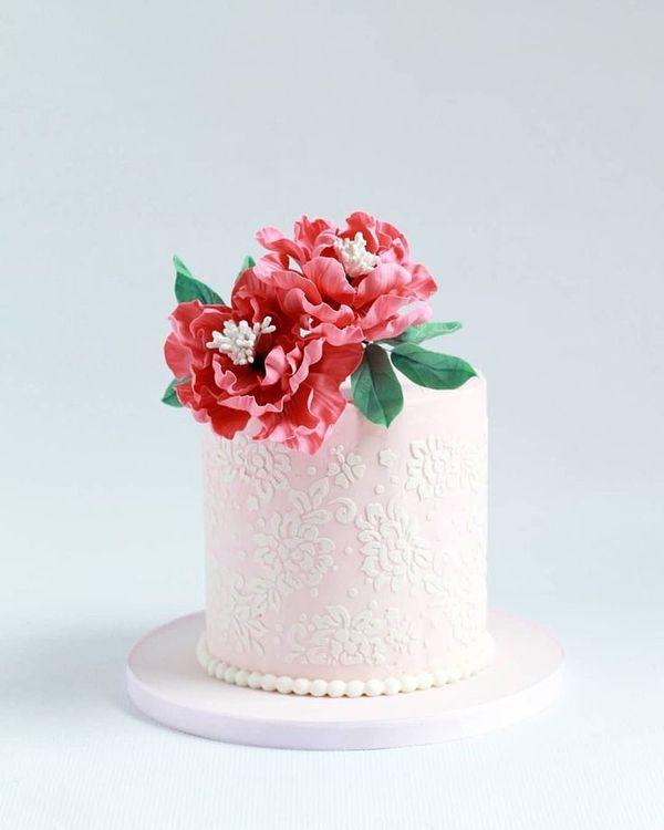 40 Exciting & Colorful Mexican Wedding Cake Ideas ❤ mexican wedding cake ideas flowers colored cake #weddingforward #wedding #bride