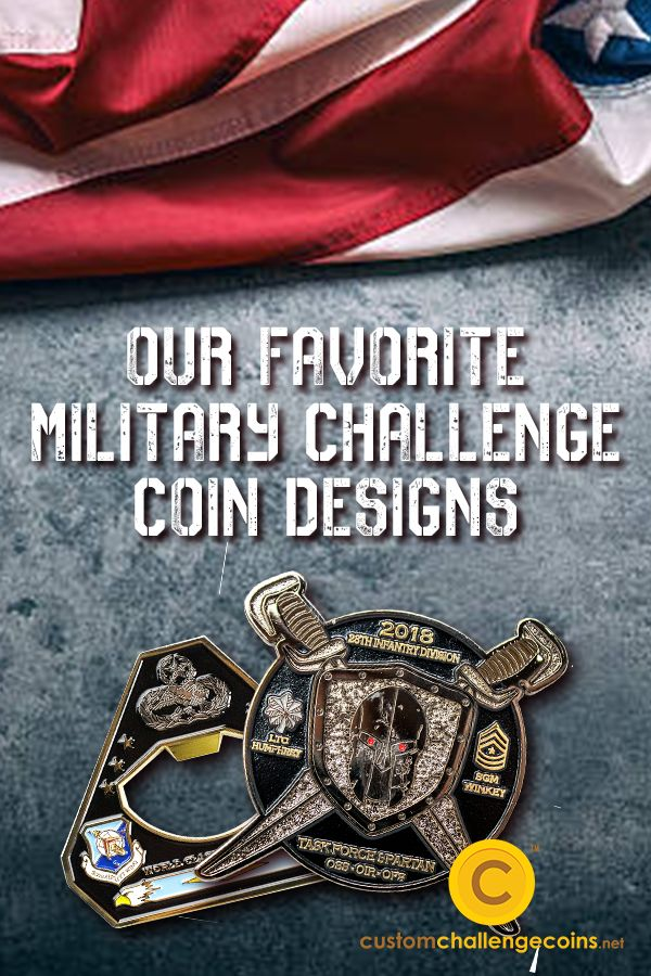 Weve compiled images of military coins that are our all-time favorites! What do they have in common? ✔️ Edging Upgrades ✔️ Custom Cut-Outs ✔️ Custom Shapes and Sizes Plus a little flair 😎