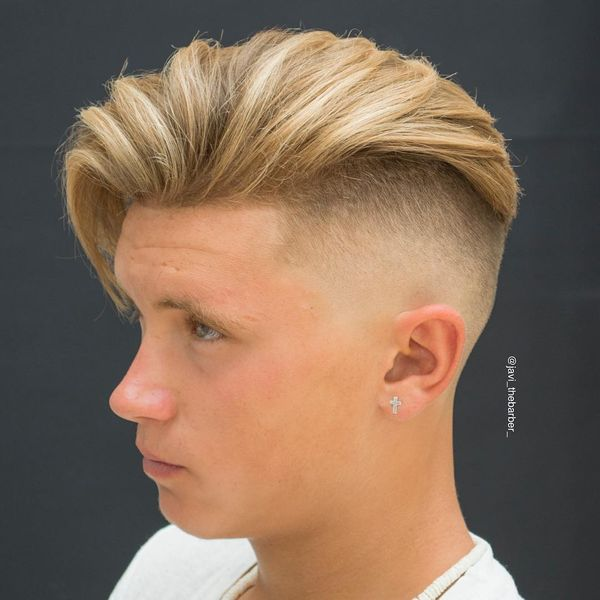 21+ New Undercut Hairstyles For Men www.menshairstyle...