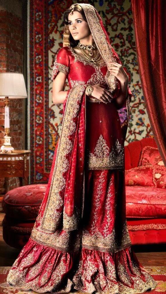 Pakistani Wedding Dresses Are Always So Lovely