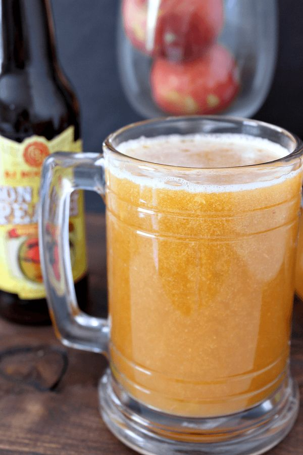This fun beer cocktail is bound to be a conversation starter at your next barbecue or party. Peaches are combined with beer for a truly refreshing, fun, and interesting summer drink. It's the perfect summer cocktail!