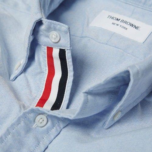 トムブラウンのシャツはサイズで遊べる!ただのシャツとは大違い!!