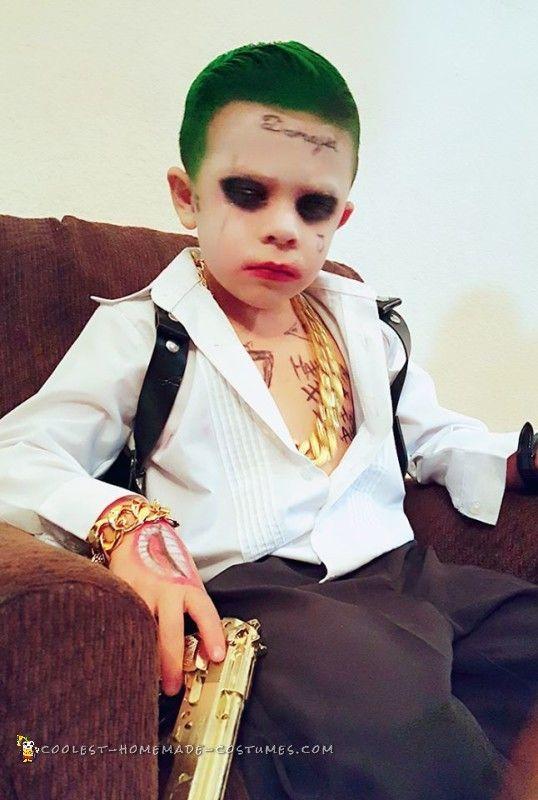 Cool The Joker Costume