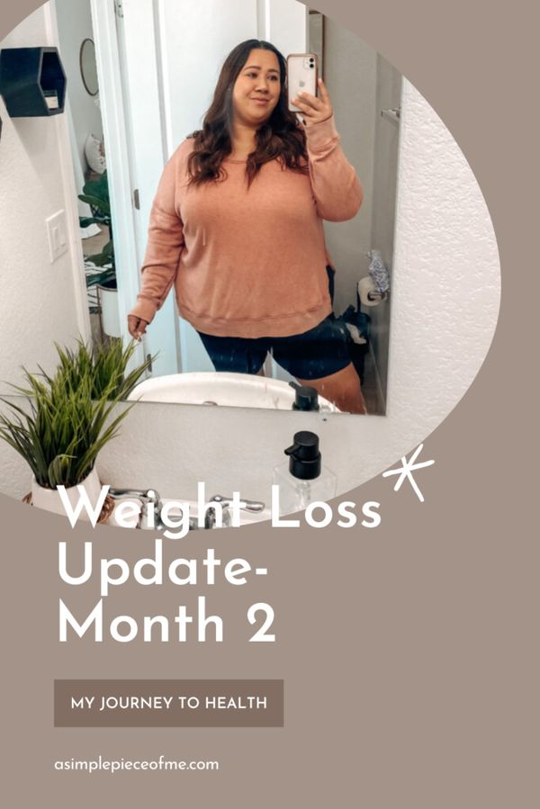 Sharing the results in month 2 of my health and weightloss journey. Visit www.asimplepieceofme.com to read more. #weightlosstips #weightlossjourney #weightlossgoals #weightlosstransformation #ketodiet #lowcarb #lowcarbdiet #howtoloseweightfast #loseweightfast #loseweighttips #losebellyfatdiet #loseweightquick #healthjourney #health #wellness