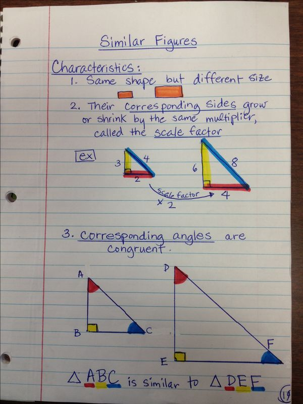 Teaching Scale Drawings Through Discovery Scale Drawing Teaching Seventh Grade Math Scale factor worksheet 7th grade