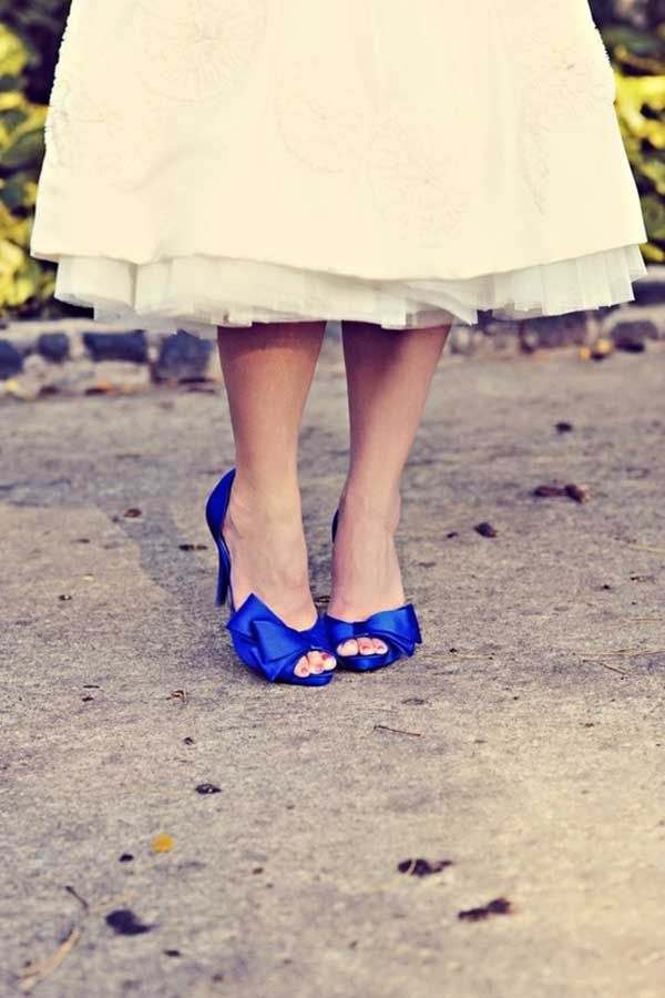 Vintage wedding shoe inspiration...