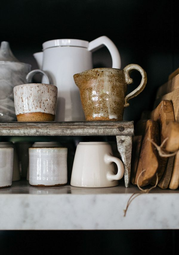 Collecting: Handmade & Vintage Mugs — HEATHER BULLARD