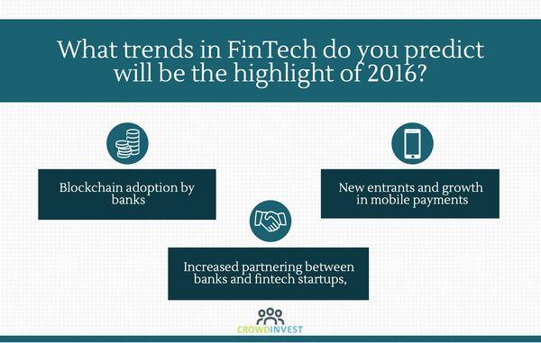FinTech Trends #crow