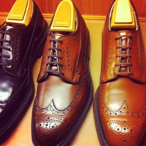 英国の正統派を堪能できる【チャーチ】靴の魅力を徹底分析!