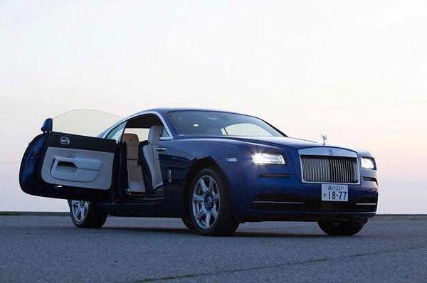 【男のロマン】ロールスロイス・レイスが高級車と言われる5つの魅力