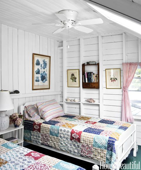 Inside a Classic Maine Cottage Thats More Than 100 Years Old