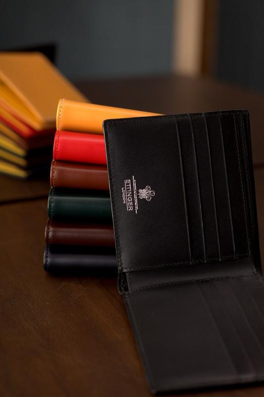 【ビジネスマンに大推薦】ETTINGER(エッティンガー)の男前財布|スーツに似合う人気一覧