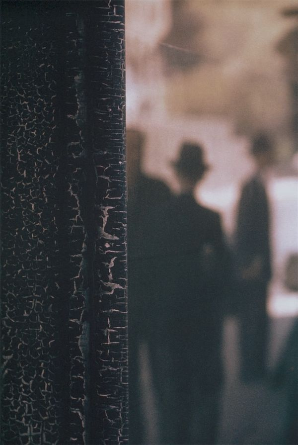 Saul Leiter, Le Nabi New Yorkais - LŒil de la photographie
