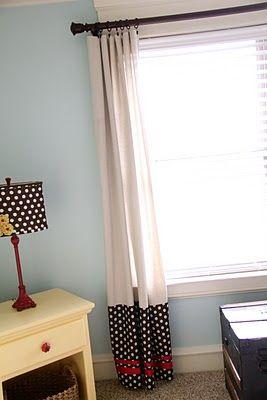 cute curtains #curtains