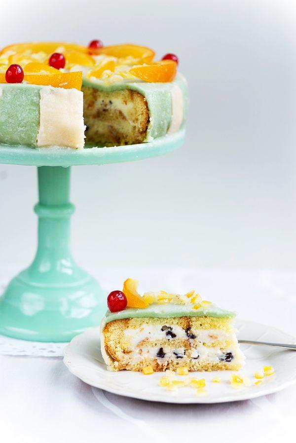 My Family Recipes: Sicilian Cassata Cake