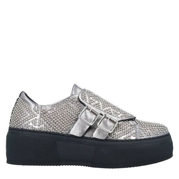 Silver style and platform, trend 2021