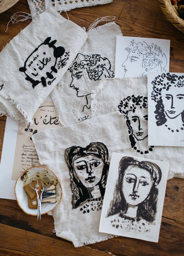 The Practice of Mindful Stitching By Hand — HEATHER BULLARD