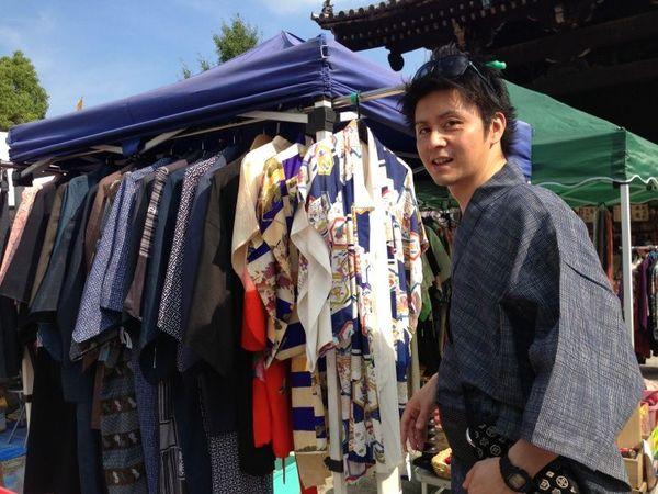古着としての着物の楽しみ
