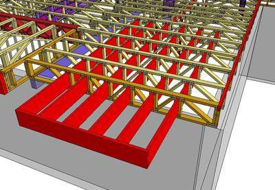Mitek Floor Truss Advantages Details Flooring Structural Engineering Custom