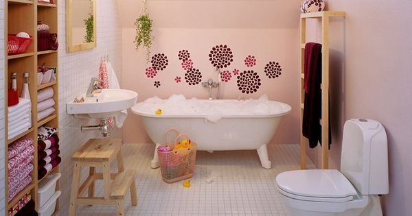 Kid Bathrooms Bathroom And Decals On Pinterest