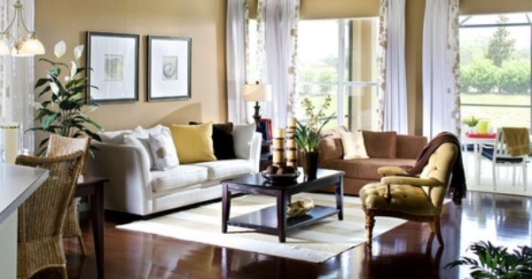 Ascot By Southern Crafted Homes At Devonwood Villas New Home Builders Tampa Homes Home Decor