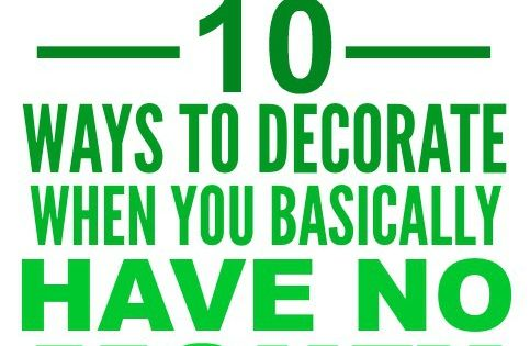 10 cheap home decor ideas that will make your home look for Great ideas for your home