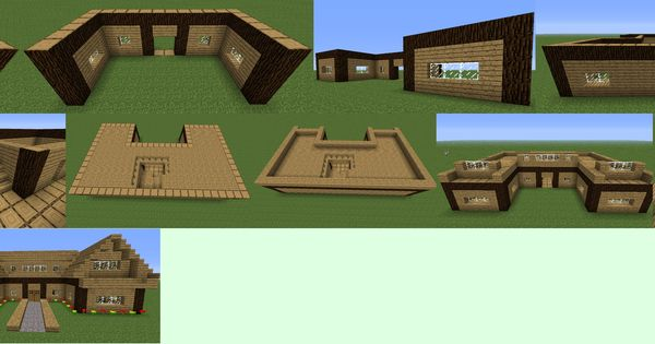 minecraft houses step by step - Google Search | Minecraft ... Minecraft Mansion Ideas Step By Step