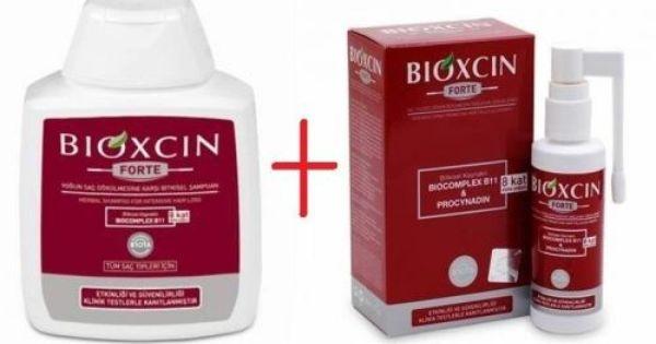 Bioxcin Forte Sprey Bioxcin Forte Sampuan Hediyeli Sac