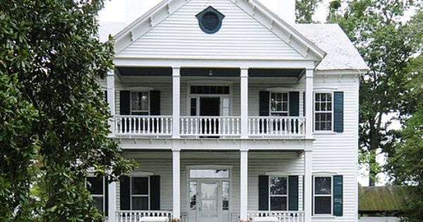 Mitchell shealy house in the batesburg leesville for Mitchell s fish house