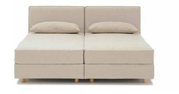 schramm dubbel bed met twee hoofdborden deelbaar ook op. Black Bedroom Furniture Sets. Home Design Ideas