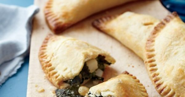 Kale-and-Sausage Hand Pies | Recipe | Hand pies, Pies and Hands