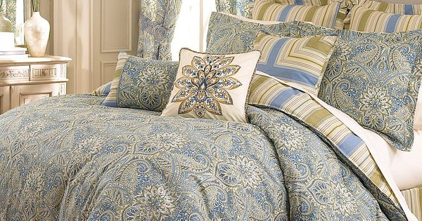 Waverly Swept Away Bedding Collection Dillards Com