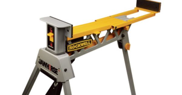 Rockwell Jawhorse Foldable Plywood Jaw Model Rk9109 Simple Storage House Materials Foldables