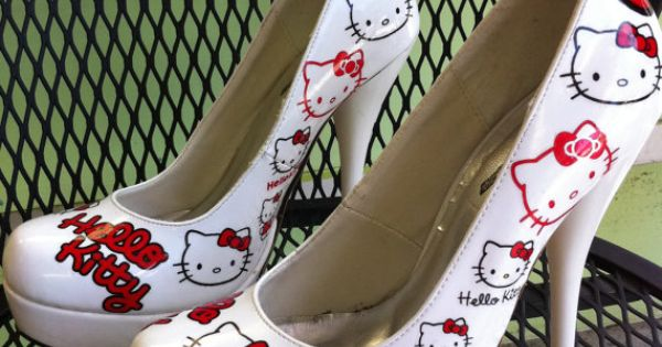 Hello Kitty High Heels