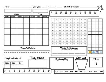 Saxon Math Meeting Calendar Pages 1st Grade Saxon Math Calendar Math Math Meeting