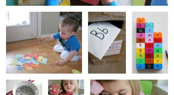 11 Literacy Activities For Preschool Free Choice Time ...