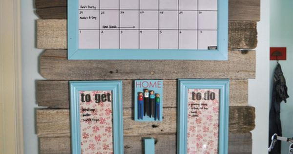 In love with this organization idea!