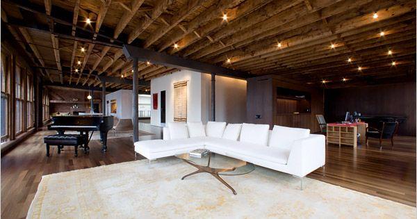 Trendhome loft interior design inspiration around the for Interior design inspiration new york