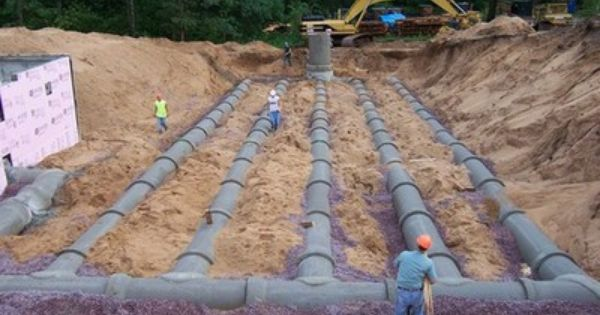 Earth Tubes Low Tech Low Energy Earth Sheltered Homes Earth Sheltered Geothermal Heating