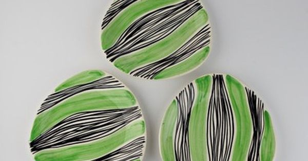 Talerzyki Wloclawek Picasso New Look 6942476653 Oficjalne Archiwum Allegro Ceramic Design Vintage Ceramic Pottery