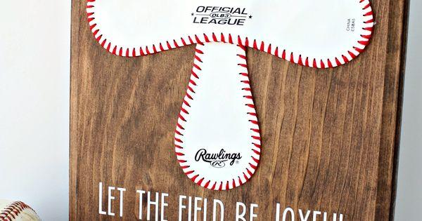 Baseball Cross Coach Gift