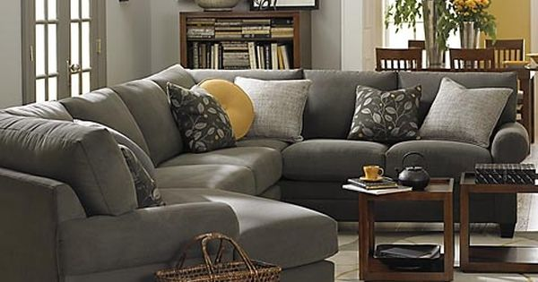 Love Sectionals For The Home Home Pinterest Living