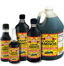 Bragg Liquid Amino S Is An Extremely Low Carb 0 1 G Substitute For Soy Sauce Use On Salads Dressings Soups Veggie Linseneintopf Rezepte Eintopf Rezepte